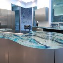 Kitchen Countertop , 8 Top Think Glass In Furniture Category