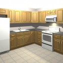 Kitchen Design Pictures , 6 Nice 10×10 Kitchen Layout With Island In Kitchen Category