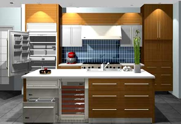 Kitchen , 7 Top Kitchen Design Freeware : Kitchen Design