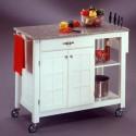 Kitchen , 7 Stunning Movable kitchen islands with stools : Kitchen Island Designs