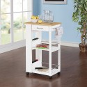 Kitchen Island Natural , 7 Unique Mainstays Kitchen Island Cart Natural In Kitchen Category