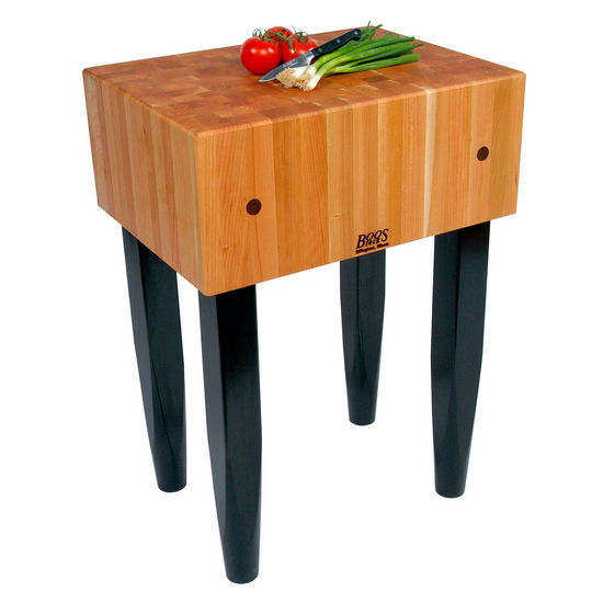 Furniture , 8 Fabulous Boos Butcher Block Kitchen Island : Kitchen Islands