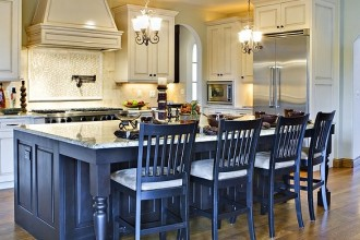 585x424px 7 Cool Kitchen Island Stools With Backs Picture in Furniture