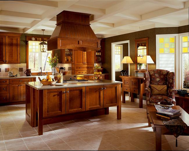 Kitchen , 7 Wonderful Kraftmaid Kitchen Island : KraftMaid Kitchen Cabinets