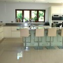 Large contemporary kitchen , 7 Cool Ikea Kitchen Islands With Breakfast Bar In Kitchen Category