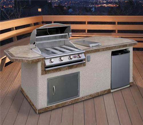Kitchen , 8 Wonderful Soup Kitchens In Rhode Island : Outdoor Kitchen Kit