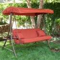 Person Canopy Swing Bed , 7 Wonderful Outdoor Canopy Swing Bed In Bedroom Category
