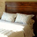 Popular Styles For King Size Headboards , 6 Wonderful Homemade Headboards For King Size Beds In Bedroom Category