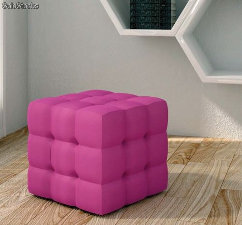 Furniture , 6 Popular Pouffs : Pouffs Cube