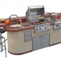 Prefab Outdoor Kitchen Grill Islands , 6 Fabulous Prefab Outdoor Kitchen Grill Islands In Kitchen Category