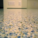 Recycled glass captured , 7 Charming Recycled Material Countertops In Furniture Category
