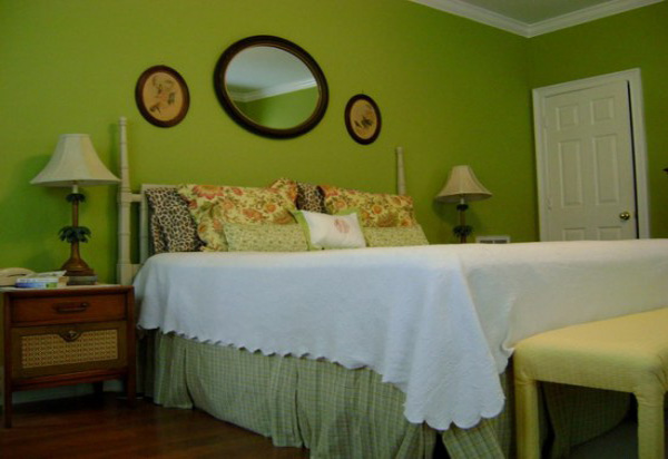 600x412px 7 Fabulous Relaxing Bedroom Color Schemes Picture in Bedroom