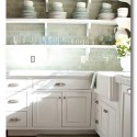 Sea glass colored , 7 Beautiful Colored Subway Tiles In Furniture Category