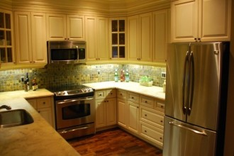 550x440px 7 Nice U Shaped Kitchen Remodel Picture in Kitchen