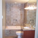 Small Bathroom , 8 Nice Bathroom Remodels For Small Bathrooms In Bathroom Category