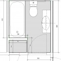 Small Bathroom Floor Plans , 6 Cool Bathroom Layout Design Tool Free In Bathroom Category