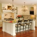 Small Kitchen Island Designs , 8 Top Kitchen Layouts With Islands In Kitchen Category