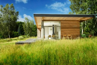 600x450px 6 Wonderful Prefab Vacation Homes Picture in Homes