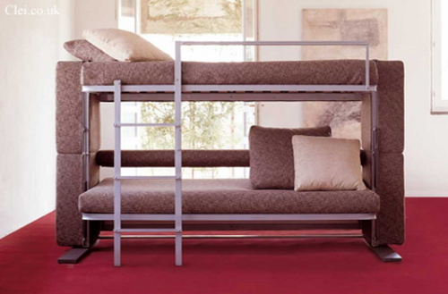 500x329px 5 Good Couch That Turns Into Bunk Beds Picture in Furniture