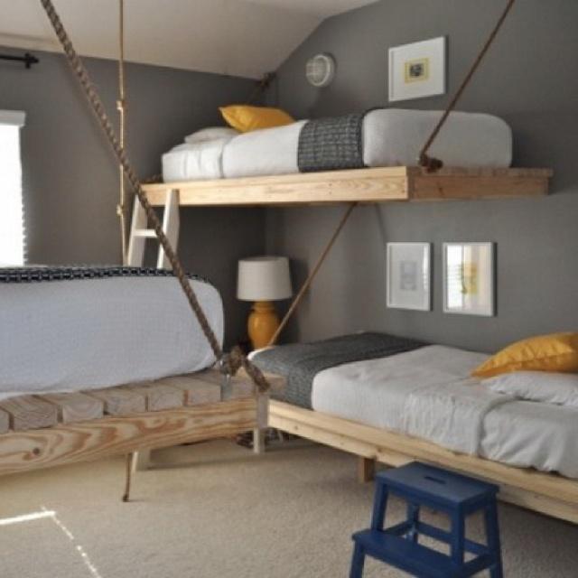 Bedroom , 6 Good Space Saving Loft Beds : Space Saving Loft Beds