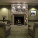 Stacked Stone , 8 Beautiful Stacked Stone Fireplace Pictures In Furniture Category