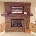 Stone Veneer Panels For Fireplace , 7 Unique Stone Veneer Fireplace Pictures In Furniture Category