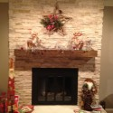 Stone veneer fireplace , 7 Unique Stone Veneer Fireplace Pictures In Furniture Category