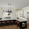 750x990px Gorgeous  Traditional Kitchen Islands With Wine Rack Photo Ideas Picture in Kitchen