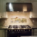 Subway Tile Kitchen Backsplash , 7 Nice Glass Subway Tile Backsplash Ideas In Kitchen Category