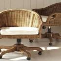 Swivel Desk Chair , 7 Gorgeous Rattan Swivel Desk Chair In Furniture Category