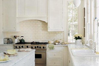 600x450px 8 Cool White Subway Tile Backsplash Ideas Picture in Kitchen