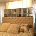 Tufted King Headboard , 6 Wonderful Homemade Headboards For King Size Beds In Bedroom Category