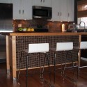 Varde Island with mosaic front panel , 6 Best Ikea Hackers Kitchen Island In Furniture Category