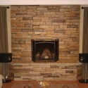 Vertical Stacked Stone , 8 Beautiful Stacked Stone Fireplace Pictures In Furniture Category