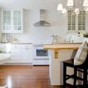 White Subway Tile Kitchen , 8 Cool White Subway Tile Backsplash Ideas In Kitchen Category