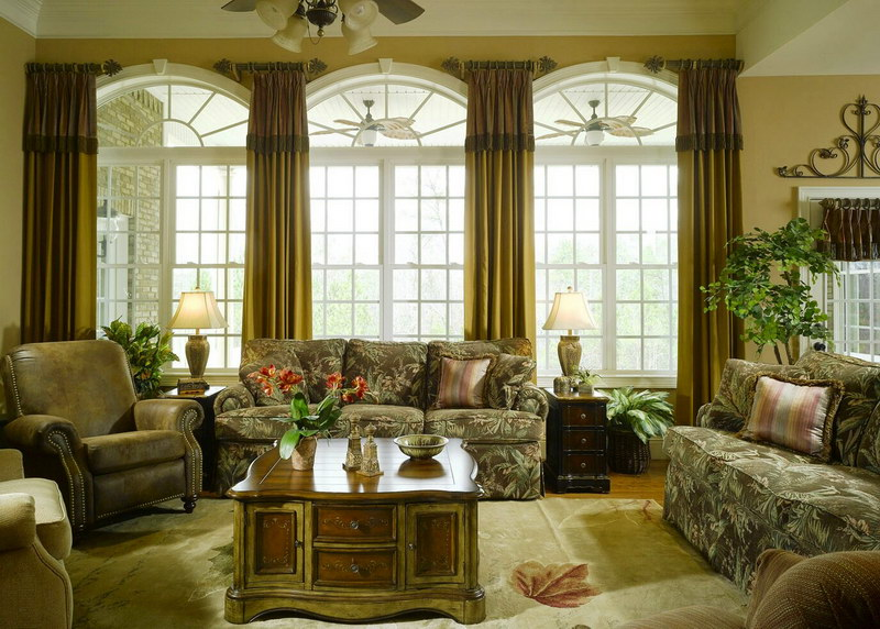 800x572px 7 Beautiful Window Treatment Ideas For Bay Windows Picture in Furniture