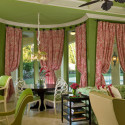 Windows Decorating , 7 Beautiful Window Treatment Ideas For Bay Windows In Furniture Category