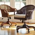 Wingate Rattan Swivel Desk Chair , 7 Gorgeous Rattan Swivel Desk Chair In Furniture Category