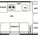 airstream floor plan , 7 Top Airstream Floorplans In Apartment Category