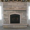 basement fireplace , 7 Wonderful Pics Of Stone Fireplaces In Furniture Category