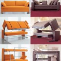 bunk bed with desk , 6 Popular Couch Turns Into Bunk Bed In Furniture Category
