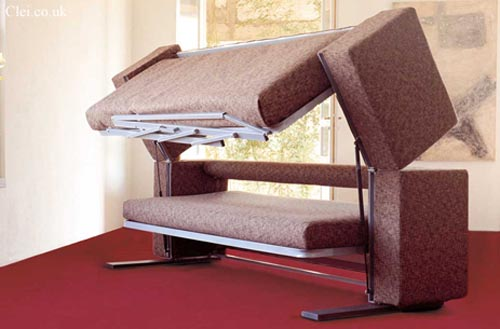Furniture , 6 Popular Couch Turns Into Bunk Bed : bunk beds