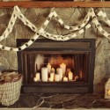 candle stand , 5 Gorgeous Candle Fireplace Insert In Furniture Category