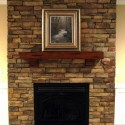 craftstone dry stack stone , 8 Unique Pictures Of Stacked Stone Fireplaces In Furniture Category