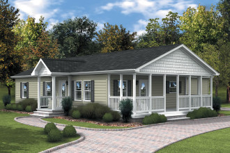 770x501px 5 Beautiful Premanufactured Homes Picture in Others