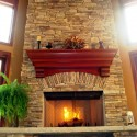 fireplace Woodburning Ottawa Hills , 7 Unique Stone Veneer Fireplace Pictures In Furniture Category