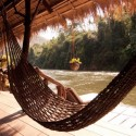 floating hotel in Kanchanaburi , 8 Cool Floating Bed Hammock In Furniture Category