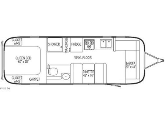 Apartment , 6 Brilliant Airstream Floor Plans : floor plans