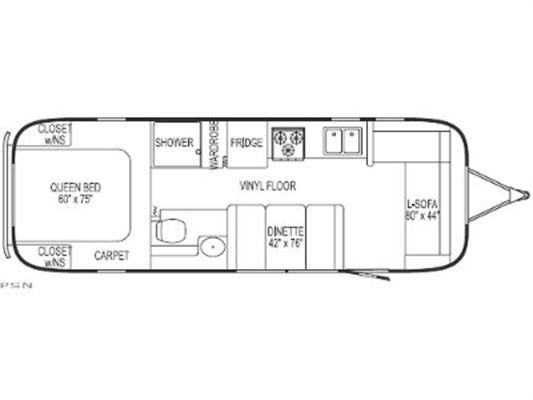 Apartment , 6 Brilliant Airstream Floor Plans : floor plans