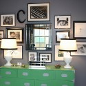 frames picture , 5 Nice Creative Ways To Hang Pictures Without Frames In Furniture Category